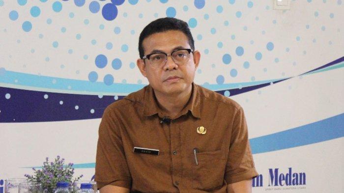 Biodata David Alexander Mandala, Plt Kepala Dinas Kesehatan Provinsi NTT
