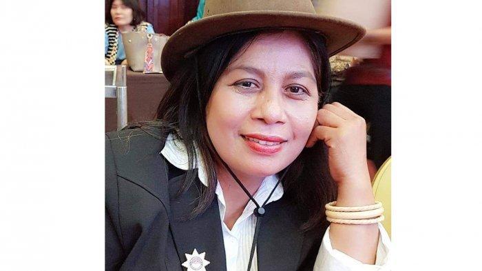 Biodata Dientje Elensia, Kasubid Pelayanan Kekayaan Intelektual Kemenhukham NTT