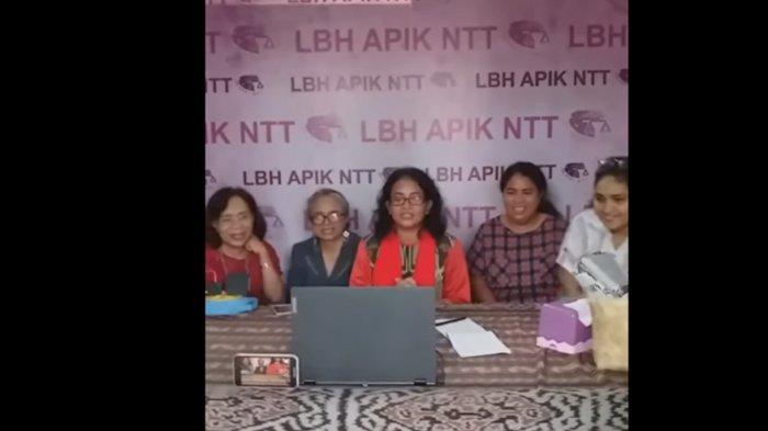 Direktris LBH APIK NTT, Ansi Rihi Dara Raih Local Heroes Tribun Institute Tahun 2020