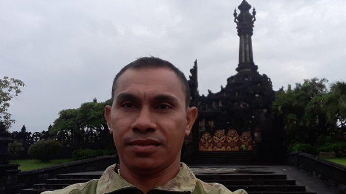 Biodata Kandidus Oni Kaurtuud RST Wirasakti Kupang