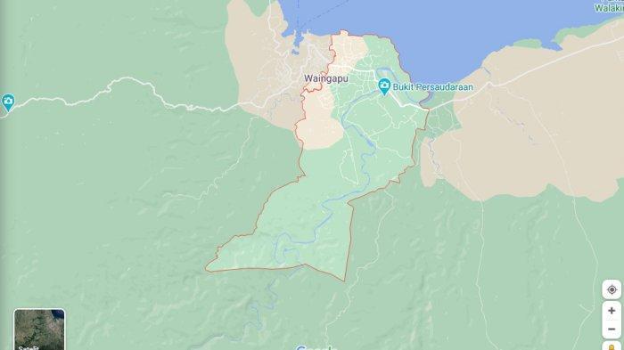 Daftar desa di Kecamatan Kambera, Kabupaten Sumba Timur, Provinsi NTT, Indonesia