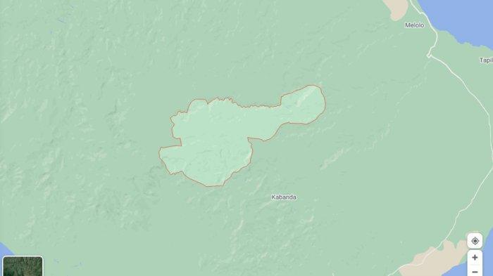 Daftar desa di Kecamatan Paberiwai, Kabupaten Sumba Timur, Provinsi NTT, Indonesia