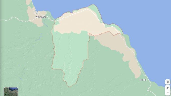 Daftar desa di Kecamatan Pandawai, Kabupaten Sumba Timur, Provinsi NTT, Indonesia