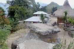 Kubur Batu Nuabari atau Rate Batu di Kabupaten Sikka Provinsi NTT
