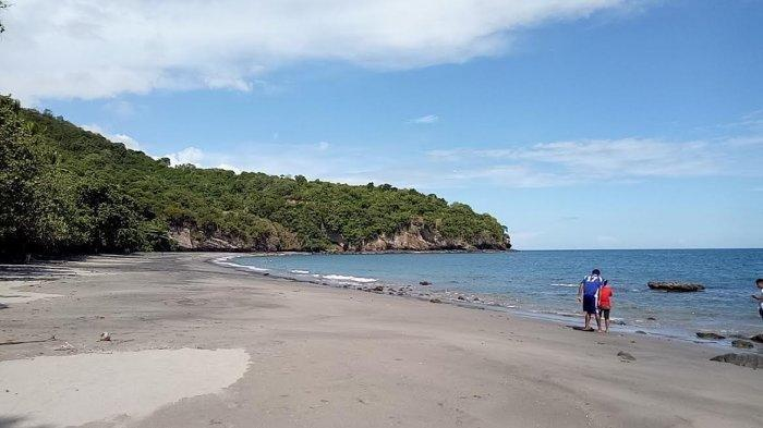 Pantai Enagera di Mauponggo Jadi Wisata Unggulan Kabupaten Nagekeo