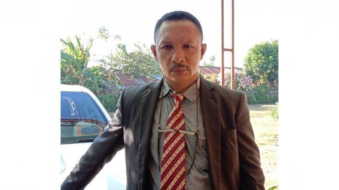 Biodata Paulus Hilarius Bangkur Kepala Dinas Perikanan Kabupaten Sikka