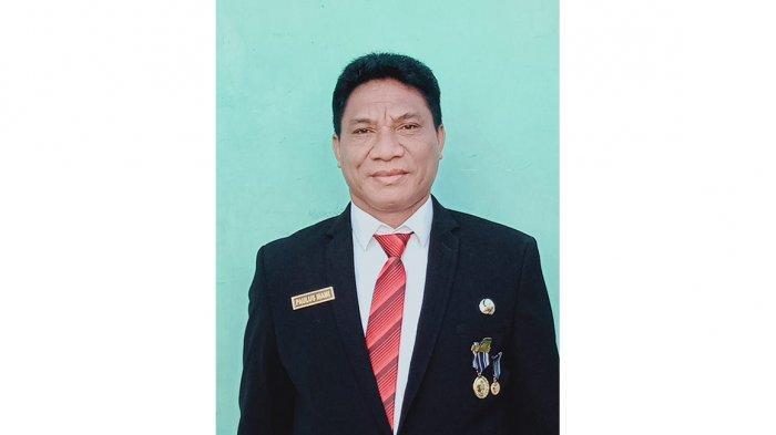 Biodata Paulus Mami, Kadis Kesehatan Kabupaten Manggarai, Provinsi NTT