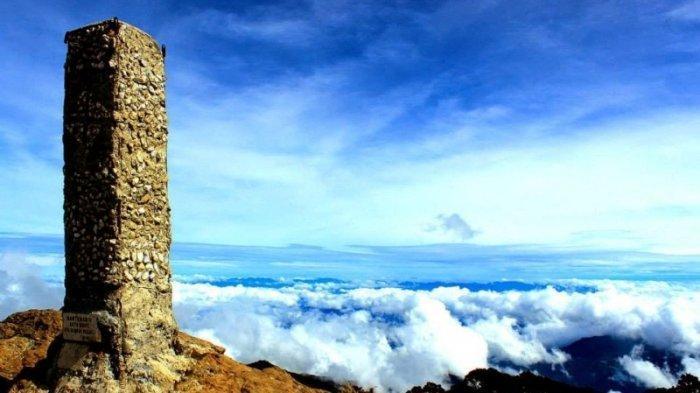 Daftar Nama Gunung di Provinsi Sulawesi Selatan dan Ketinggiannya
