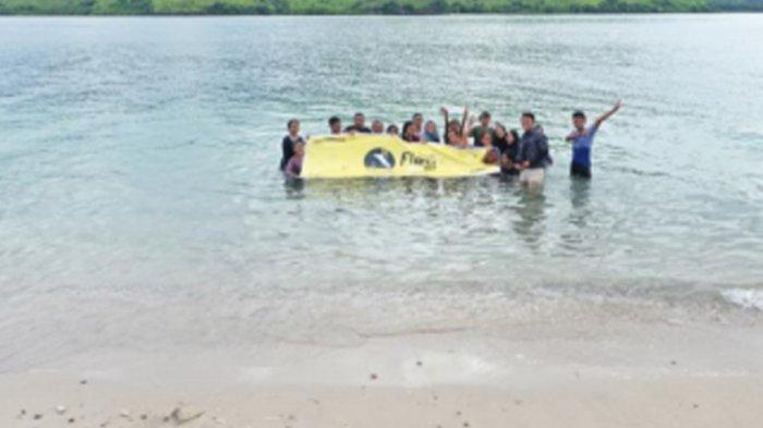 Kita Untuk Indonesia Jelajahi Pulau Kinde The Heart of Flores di Nagekeo