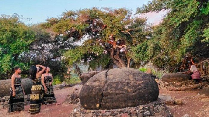 Potensi Wisata di Sabu Raijua