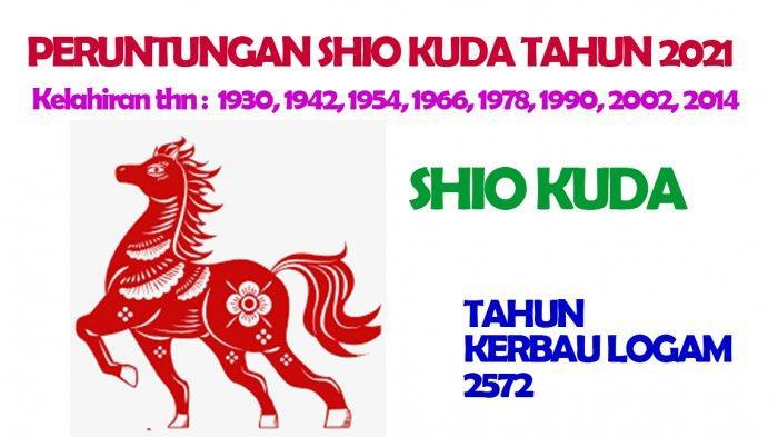 Ramalan Shio Kuda di Tahun 2021 Tahun Kerbau Logam 2572, Asmara, Bisnis dan Keuangan