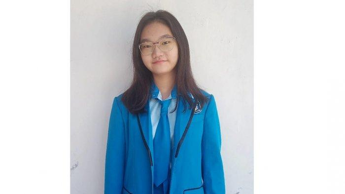 Sheila Putri Haryono Wakili Speksanyo NTT Dalam Kompetisi Olimpiade Penelitian Siswa Indonesia 2021