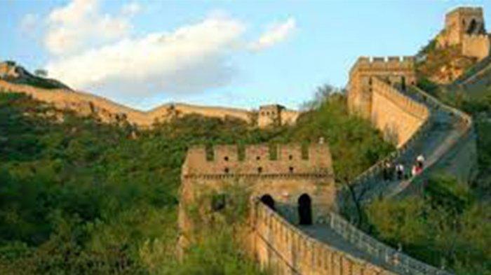 Wisata Tembok Cina atau Tembok Besar Tiongkok Begini Keistimewaannya