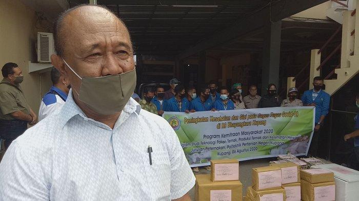 Cegah Penularan Covid-19, 463 mahasiswa Politani Kupang Wisuda Dengan Protokol Kesehatan