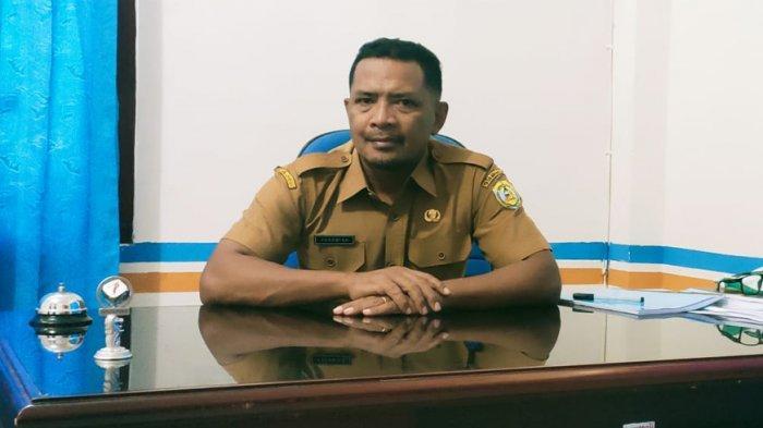 Biodata Yeremias Ontong Kepala Dinas Ketahanan Pangan dan Perikanan Kabupaten Manggarai Barat