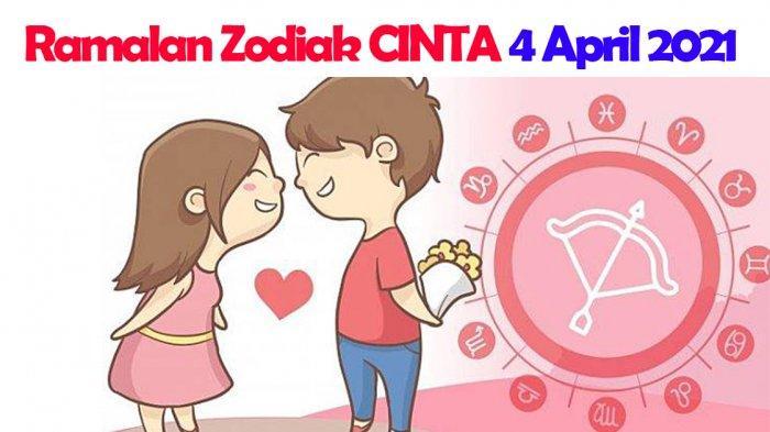 Ramalan Zodiak Cinta Minggu 4 April 2021, Aquarius Cintamu Dipertanyakan
