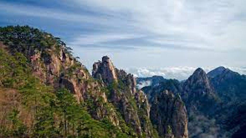 Wisata Esktrim Mendaki Gunung Huashan Cina, Jalan Menuju Surga