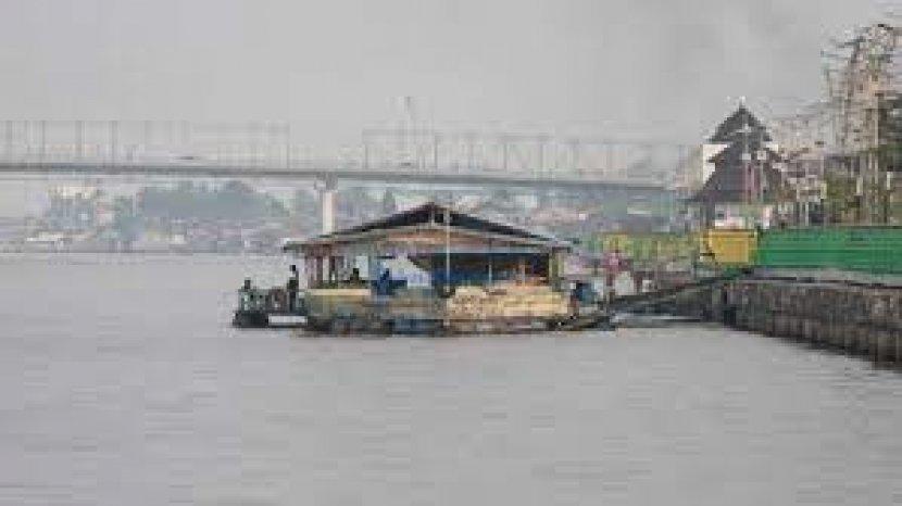 10 Sungai di Kalimantan Tengah