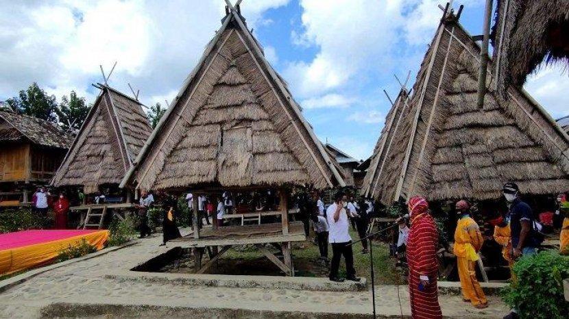 Desa di Kecamatan Pajo Kabupaten Dompu Provinsi Nusa Tenggara Barat
