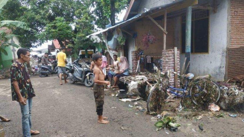 Desa di Kecamatan Woja Kabupaten Dompu Provinsi Nusa Tenggara Barat