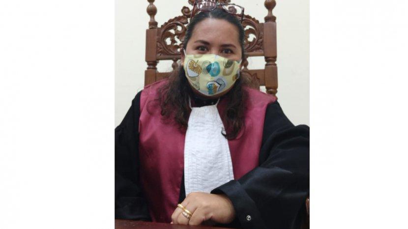 Biodata Consilia Ina Lestari Palang Ama Ketua Pengadilan Negeri Bajawa