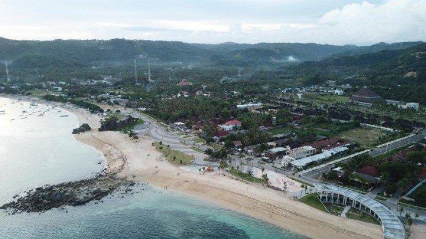 Desa di KecamatanPujut Kabupaten Lombok Tengah Provinsi Nusa Tenggara Barat