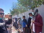 Ratusan Pria Afghanistan, Perempuan dan Anak Datangi Kantor IOM Kupang, Minta Resettlement