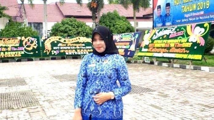 Bu Camat yang Diduga Jadi Pelakor Pasangan Pejabat-Anggota DPRD Dianiaya