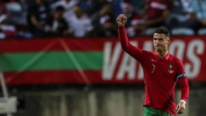 Lawan Luxemburg, Ronaldo Cetak Trigol