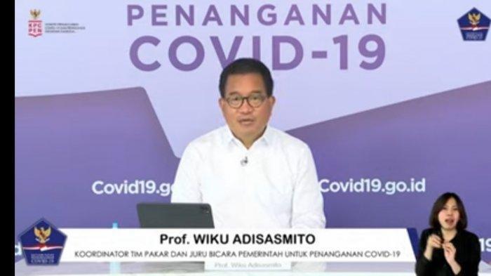 Satgas:  Kasus Covid-19  Terjadi Penurunan Cukup Besar Sepekan Terakhir