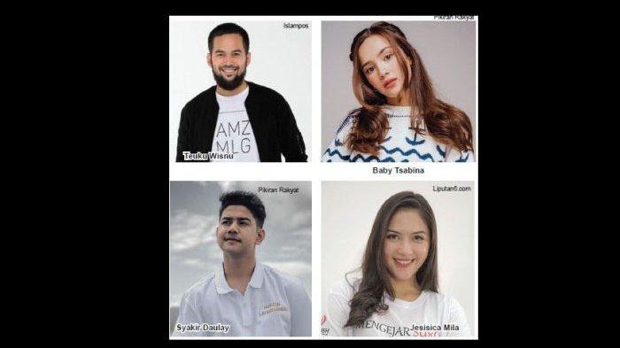 Ini 12 Nama Asli Artis asal Aceh, Ada Jessica Mila Hingga Teuku Ryan