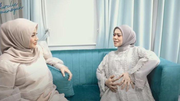Usia Kehamilan Lesti Kejora Jadi Sorotan, Aurel Hermanyah Sebut Sudah 6 Bulan