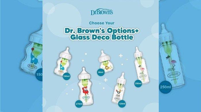 Rekomendasi 10 Botol Susu Terbaik untuk Bayi Newborn