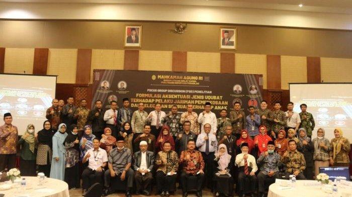Hukuman untuk Predator Anak di Aceh Didiskusikan Intensif