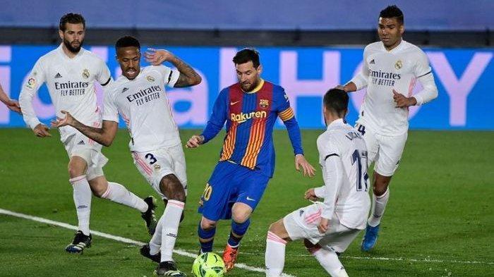 PSG Kibarkan Bendera Putih untuk Lionel Messi