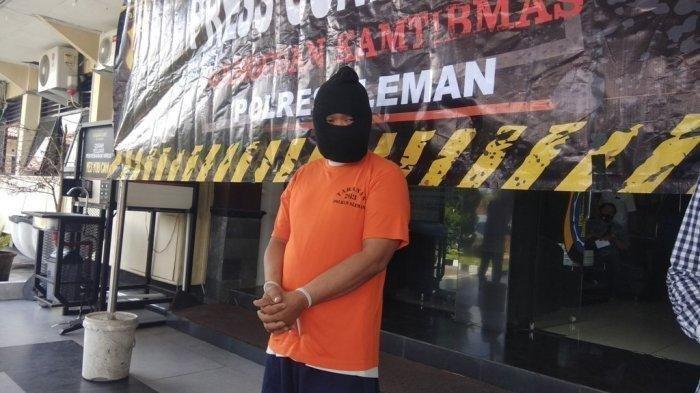 Beraksi Selama 8 Tahun, Seorang Ayah di Sleman Tega Rudapaksa 2 Anak Kandung