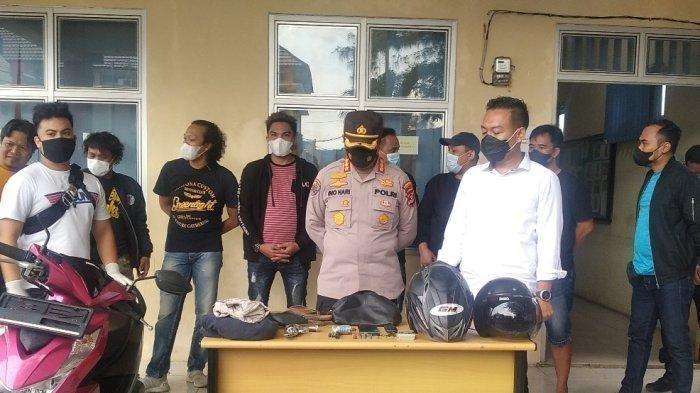 Melawan Saat Hendak Ditangkap, 2 Pelaku Curanmor di Bandar Lampung Tewas Ditrembak Polisi