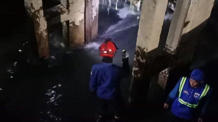 Bocah 13 Tahun Terseret Arus Gorong Gorong Saat Bermain