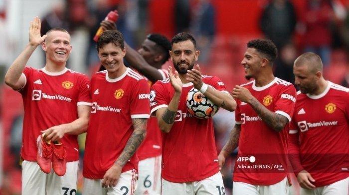 West Ham United Permalukan Manchester United di Old Trafford