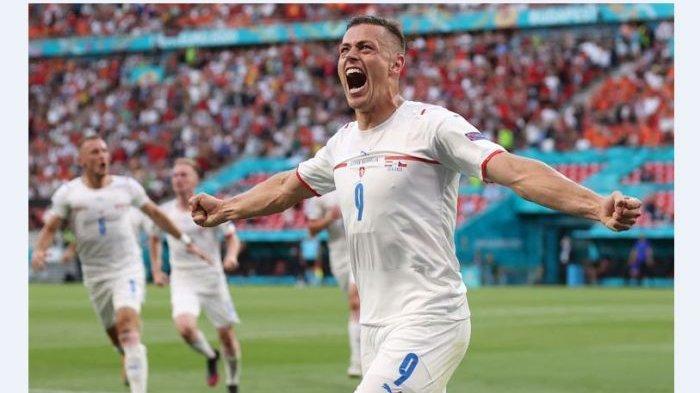 Tomas Holes, Kunci Ceko Habisi Belanda di 16 Besar Euro 2020
