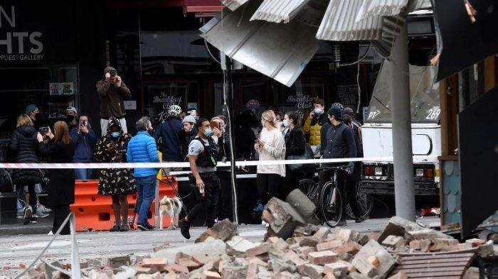 Gempa 5,9 SR Landa Australia, Getaran Seperti Pesawat Menderu di Atas Rumah