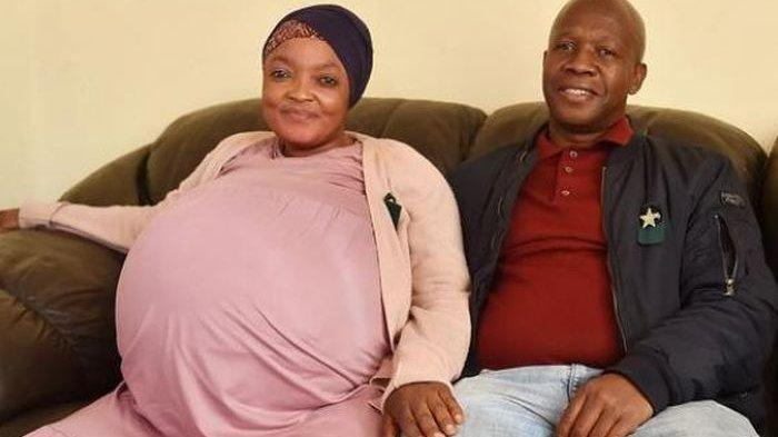Wanita Afrika Dibawa ke RSJ Usai Mengaku Melahirkan 10 Bayi Kembar Sekaligus