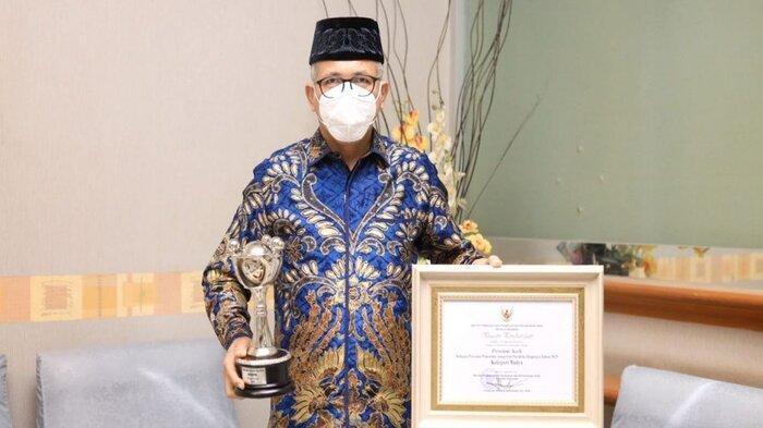 Pemerintah Aceh Raih Penghargaan Anugerah Parahita Ekaparya 2021