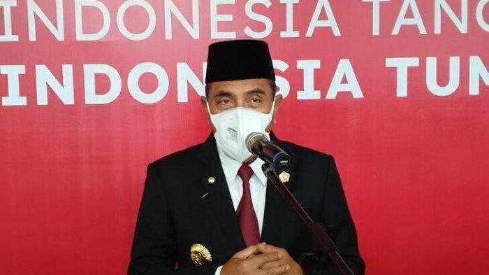 Harta Kekayaan Turun Drastis, Berikut Tanggapan Gubernur Sumut Edy Rahmayadi