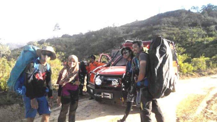 17 Hari Hilang Misterius di Gurun, Satu Keluarga Ditemukan Kembali
