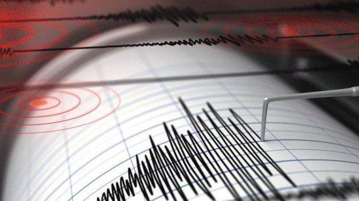BMKG: Tak Berpotensi Tsunami, Gudung Kidul Diguncang Gempa 5,3 SR Berasa Hingga Jateng dan Jatim