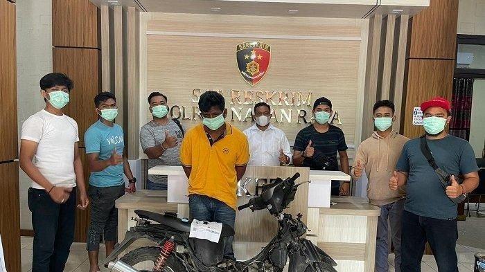 Baru Bebas, Mantan Napi Kembali Ditangkap Polisi, Kali Ini Terlibat Curanmor
