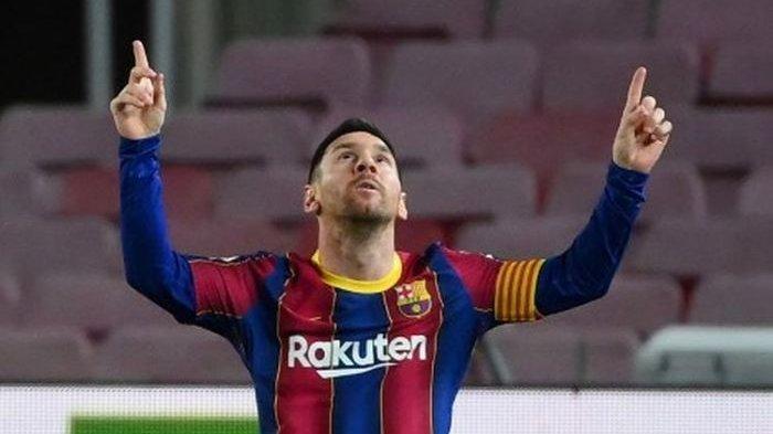 Akhirnya, Messi Lima Tahun Lagi di Barcelona