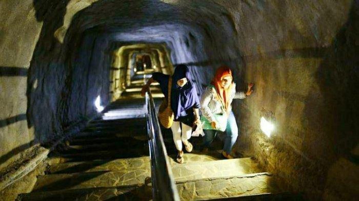 Lobang Jepang, Tempat Menyeramkan di Bukittinggi