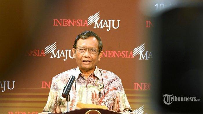 Mahfud MD: Pungli Adalah Tindakan Korupsi Walau Tak Rugikan Negara